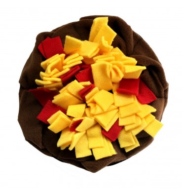"snuffle mat ""Pizza"" S"