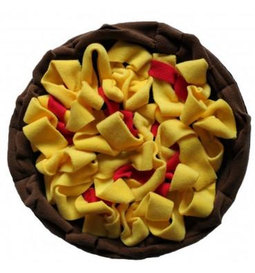 "snuffle mat ""Pizza"" L"