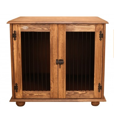 Wooden dog crate STANDARD S