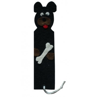 Bookmark dog