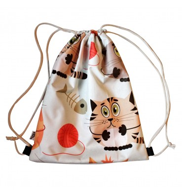 Bag with CATS