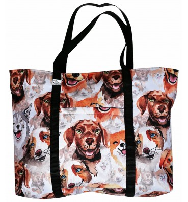 Bag with Dogs