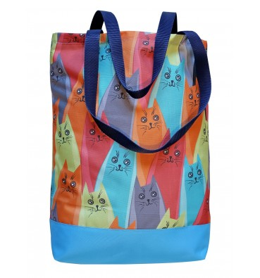 copy of Shopping Bag with Cats