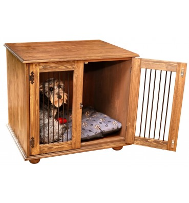 Wooden dog crate STANDARD M