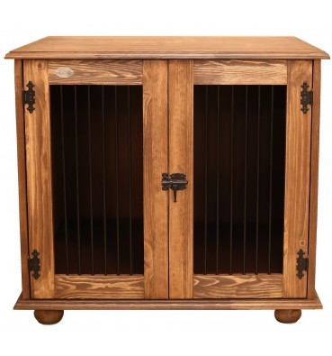 Wooden dog crate STANDARD