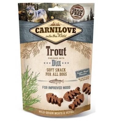 Carnilove Trout & Dill 200g