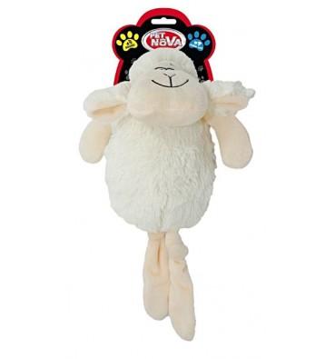 Pluszowa Owca piszcząca 35cm